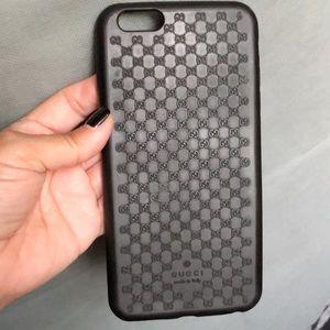 Gucci IPhone 6Plus Bumper Rubber Case